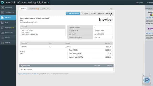 Wave – Free Cloud Accounting Software Review