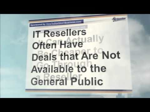 Recap: IT Reseller  (Glossary Definition) (Summary Highlights)