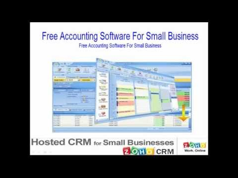 Free Accounting Software For Small Busines
