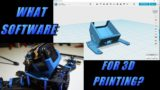 What 3D Printing Software I Use (123D Design)