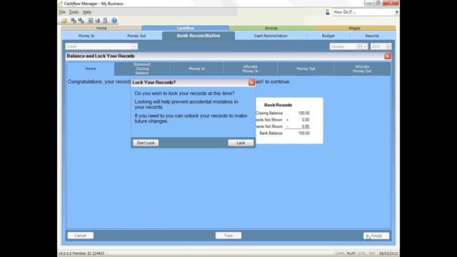 Tips and Tricks for Cashflow Manager Small Business Accounting Software