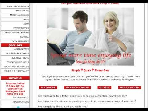 Small Business Accounting Software Online NZ