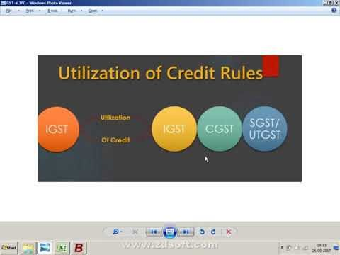 Utilization Of Gst Tax in Busy Accounting Software  Part 2