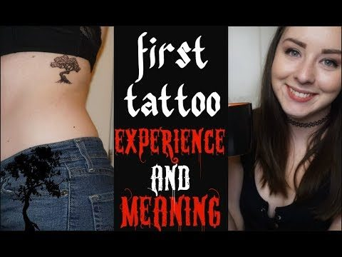 GRWM: My First Tattoo – Meaning and Experience