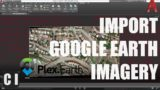 AutoCAD Tutorial: Insert, georeference a Google Earth Image – Plex.Earth Update