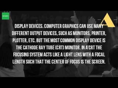 What Types Of Hardware Are Used For Computer Graphics?