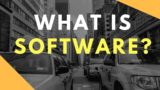 WHAT IS SOFTWARE? | Definition of software in computer terms | what is software computer software