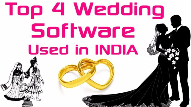 Top 4 Wedding Software 2018 । Marriage Video Editing Software । Wedding Video Editor । Video Mixing