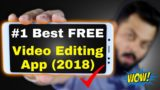 BEST VIDEO EDITING ANDROID APP FOR YOUTUBERS – Free, No Watermark, FullHD Output