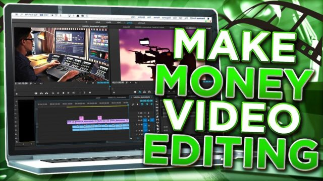 How To Make Money Video Editing Online IN 2017! (Make Money Freelance Editing)