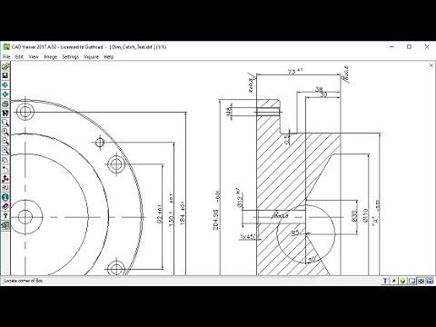 CAD Viewer for all AutoCAD DWG / DXF / DWF versions – Free Trial Download [1080p HD]