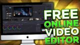 How To Edit Your Videos FREE ONLINE With NO DOWNLOAD/SOFTWARE NEEDED! (FREE VIDEO EDITOR 2017-2018)