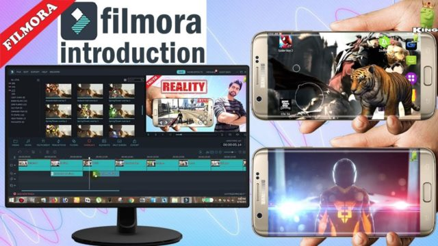 My video editing Software | Best editing software for YouTube | Filmora | Hindi