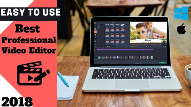 2018 Best Video Editing Software For YouTube | Easy To Use Professional Video Editor | Hindi
