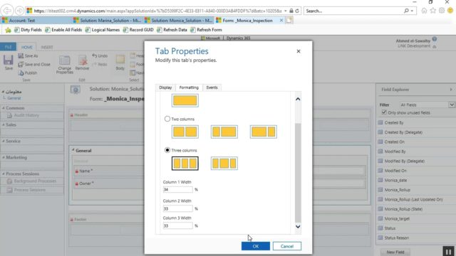 Intro to Dynamics CRM – 14 – Forms