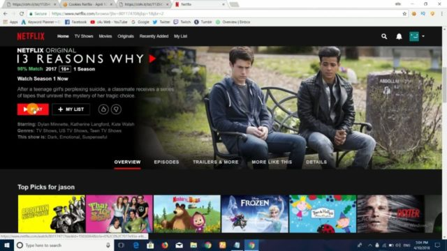 [Free] Watch Netflix Shows Free On PC(No Credit Cad)✔️