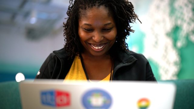 Angela's Journey to Become a Software Engineer at Google