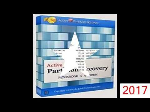 Active Partition Recovery 15
