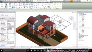 Revit Architecture: Modern House Design #6