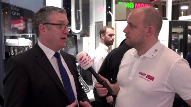 Neil Stuart talks about the benefits of linear motor technology on the DMU 60 evo linear DMG MORI ma
