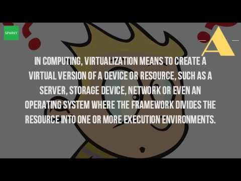 What Is The Definition Of Virtualization?