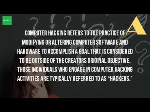 What Is The Definition Of Hacking A Computer?