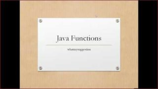 How To Define Functions and Types  Explained With Examples.