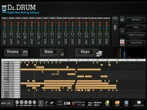 The examples of beat synthesizer software