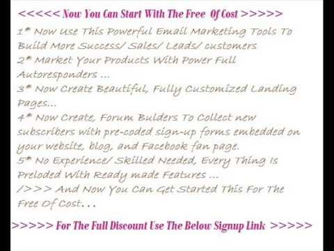 affiliate email marketing, mail software, autoresponder series, autoresponder email examples