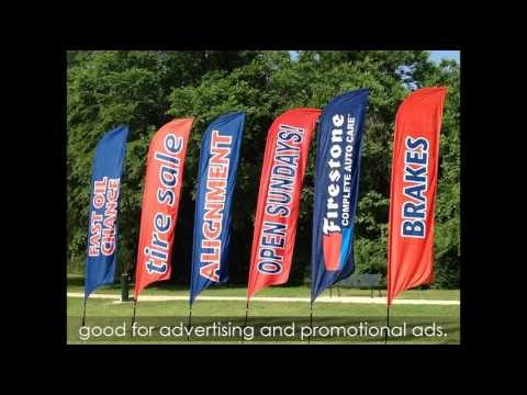 Cheap Custom Teardrop Flags