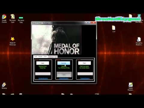 NEW Medal Of Honor 2010 HACK Crack Keygen Patch Multiplayer Hack CHEAP